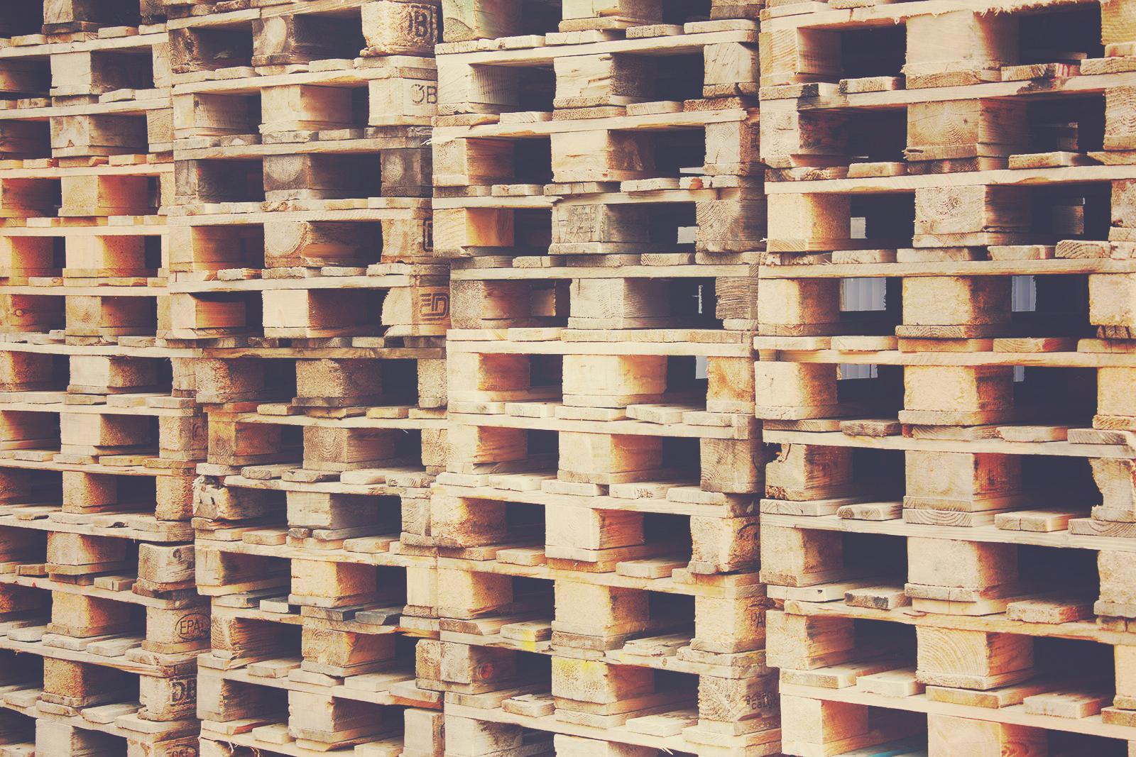Montipall – Armazenamento de paletes